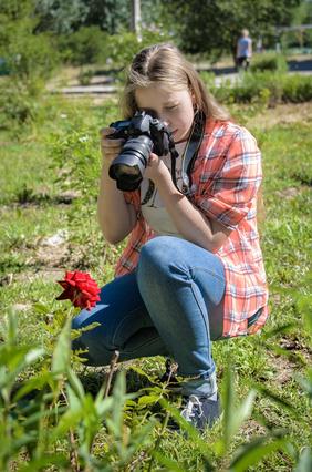 Cours et stage de photo enfants et adolescents